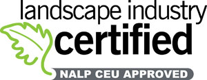 Landscape Industry Certified CEUs approved